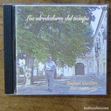 CDs de Música: RAFAEL GUILLÉN DICE SUS POEMAS - LOS ALREDEDORES DEL TIEMPO - 2001 - POESÍA, GRANADA. Lote 277758733
