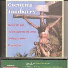 CDs de Música: SEMANA SANTA - CORNETAS Y TAMBORES (VARIOS) (CD, DIENG 2002). Lote 277759383