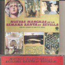 CDs de Música: NUEVAS MARCHAS DE LA SEMANA SANTA EN SEVILLA - REGIMIENTO DE SORIA Nº 9 DE SEVILLA. Lote 277760408