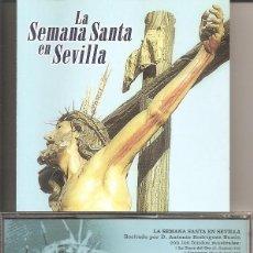 CDs de Música: LA SEMANA SANTA EN SEVILLA - VARIOS (DIARIO DE SEVILLA 2004) (RECITADO, ANTONIO RODRIGUEZ BUZON). Lote 277760648