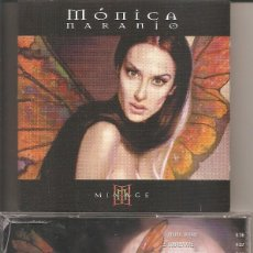 CDs de Música: MONICA NARANJO - MINAGE (CONTIENE POSTER DESPLEGABLE) (CD, SONY MUSIC 2000). Lote 277760888