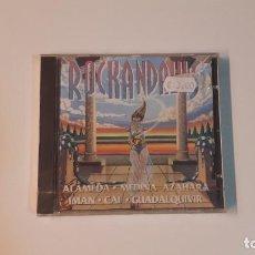 CDs de Música: 0721- ROCKANDALUS // CD NUEVO PRECINTADO LIQUIDACIÓN. Lote 277761513