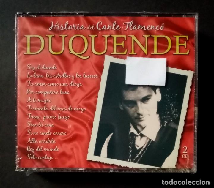 DUQUENDE - GRANDES DEL CANTE FLAMENCO - 2XCD´S 2007 - DIVUCSA (NUEVO / PRECINTADO) (Música - CD's Flamenco, Canción española y Cuplé)