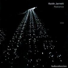 CDs de Música: KEITH JARRETT. RADIANCE (2 CD. NUEVO - PRECINTADO). Lote 277762678