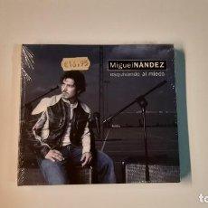 CDs de Música: 0721- MIGUEL NÁNDEZ - ESQUIVANDO AL MIEDO // CD + DVD NUEVO PRECINTADO LIQUIDACIÓN. Lote 277763058
