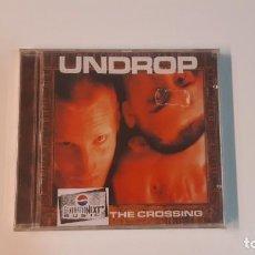 CDs de Música: 0721- UNDROP - THE CROSSING // CD NUEVO PRECINTADO LIQUIDACIÓN. Lote 277820673