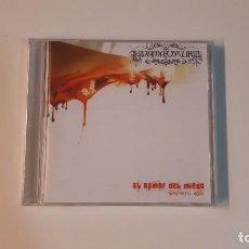 CDs de Música: 0721-LA DAMA OSCURA - EL RUMOR DEL MIEDO // CD NUEVO PRECINTADO LIQUIDACIÓN. Lote 277822143
