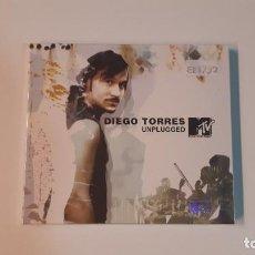 CDs de Música: 0721- DIEGO TORRES - UNPLUGGED // CD NUEVO PRECINTADO LIQUIDACIÓN. Lote 277822688