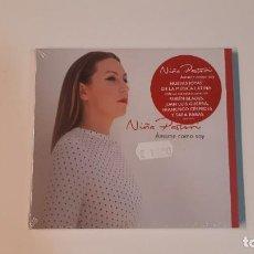 CDs de Música: 0721-NIÑA PASTORI - ÁMAME COMO SOY // CD NUEVO PRECINTADO LIQUIDACIÓN. Lote 277823573