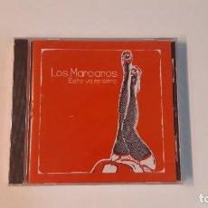 CDs de Música: 0721- LOS MARCIANOS - ESTO VA EN SERIO // CD NUEVO PRECINTADO LIQUIDACIÓN. Lote 277824058