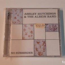 CDs de Música: 0721-ASHLEY HUTCHINGS & THE ALBION BAND - NO SURRENDER CD NUEVO PRECINTADO LIQUIDACIÓN. Lote 277828733