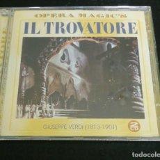 """CDs de Música: VERDI """"IL TROVATORE"""" MARIA CALLAS. EN VIVO, MILÁN 1953. (2CDS). Lote 277828963"""