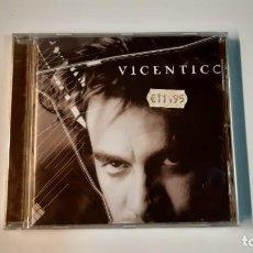 CDs de Música: 0721- VICENTICO- VICENTICO // CD NUEVO PRECINTADO LIQUIDACIÓN. Lote 277829338