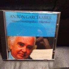 CDs de Música: ANTÓN GARCÍA ABRIL-FILM MUSIC.. Lote 277845238