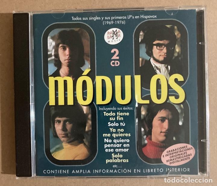 MÓDULOS - DOBLE CD RAMALAMA (Música - CD's Pop)