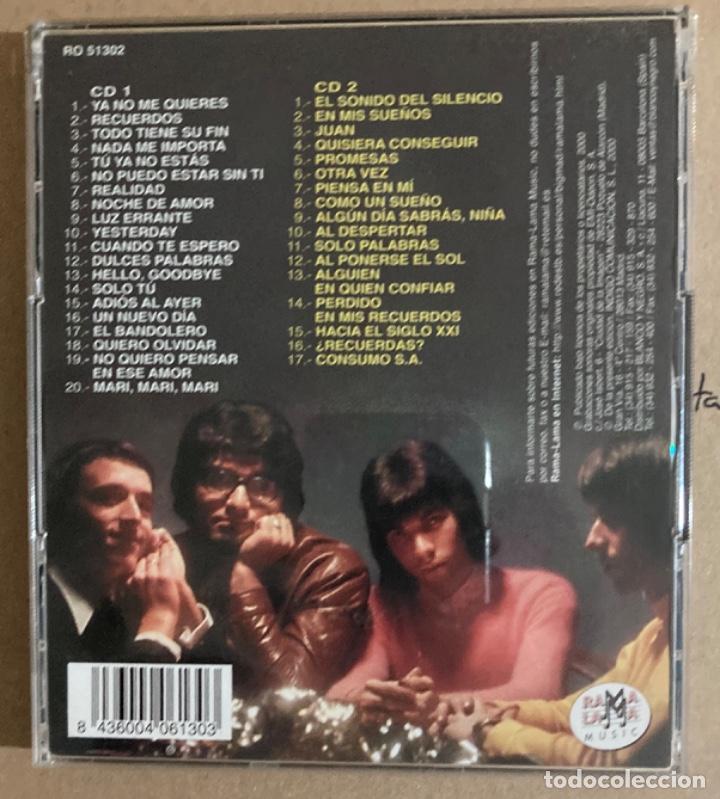 CDs de Música: Módulos - Doble CD Ramalama - Foto 2 - 277848913