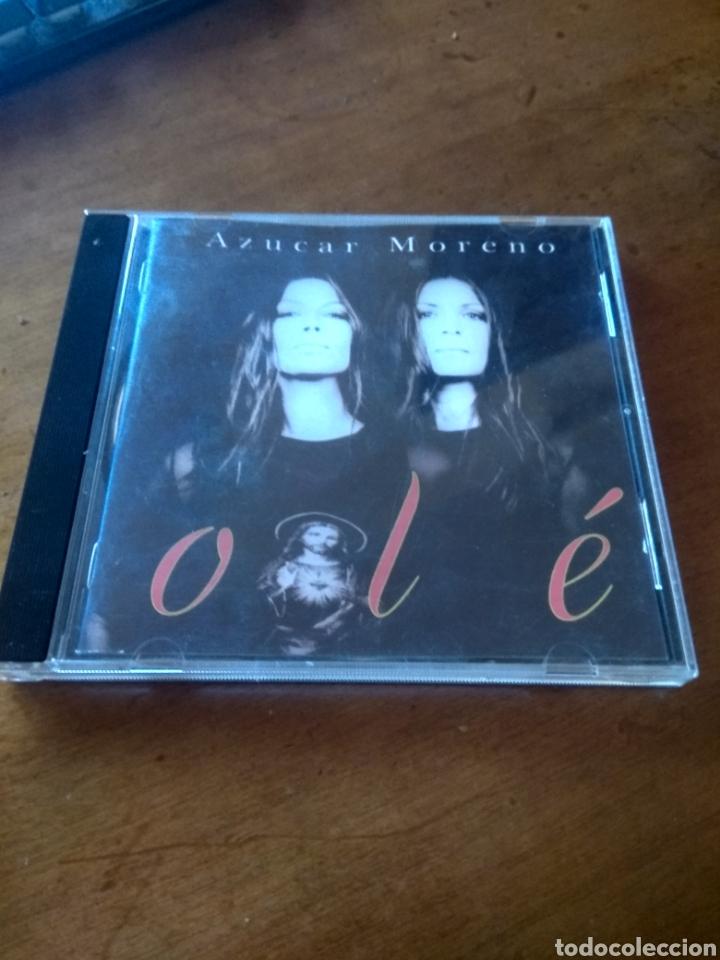 CD MUSICA AZUCAR MORENO OLE BUEN ESTADO COMPLETO (Música - CD's Latina)