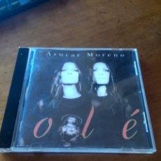 CDs de Música: CD MUSICA AZUCAR MORENO OLE BUEN ESTADO COMPLETO. Lote 277927913