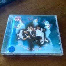 CDs de Música: CD MUSICA CAMELA SOLO POR TI BUEN ESTADO COMPLETO. Lote 277927953