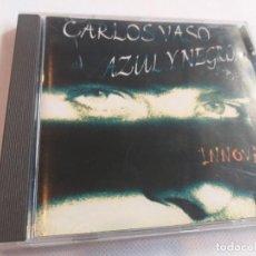 CDs de Música: CARLOS VASO (AZUL Y NEGRO) - INNOVATE. Lote 278159513
