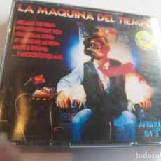 CDs de Música: LA MAQUINA DEL TIEMPO / 2 CDS. Lote 278161823