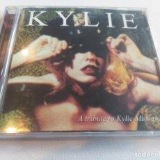 CDs de Música: KYLIE - A TRIBUTE TO KYLIE MINOGUE. Lote 278162143