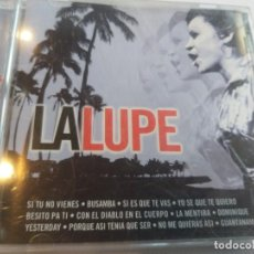 CDs de Música: LA LUPE - CD CON 12 TEMAS. Lote 278162833