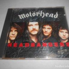 CDs de Música: CD - MOTORHEAD - HEADBANGERS - - 18 CANCIONES - 134. Lote 278177073