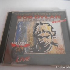 CDs de Música: DOBLE CD - BOB DYLAN LIKE A ROLLING STONE - 138. Lote 278177448