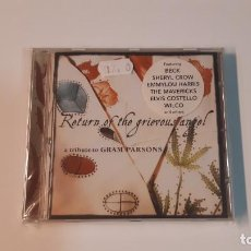 CDs de Música: 0721- RETURN OF THE GRIEVOUS ANGEL // CD NUEVO REPRECINTADO LIQUIDACIÓN. Lote 278180478