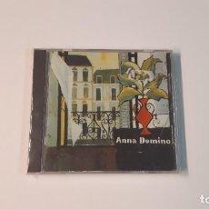 CDs de Música: 0721- TWI CD 600 ANNA DOMINO // CD NUEVO REPRECINTADO LIQUIDACIÓN. Lote 278187418