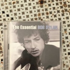 CDs de Música: THE ESSENTIAL BOB DYLAN (DOBLE CD- DOS CDS). Lote 278202678