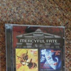 CDs de Música: MERCYFUL FATE , DON'T BREAK THE OATH / RETURN OF THE VAMPIRE , 2XCDS ESTADO IMPECABLE. Lote 278206873