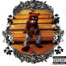 CDs de Música: KANYE WEST - THE COLLEGE DROPOUT - CD ALBUM - 21 TRACKS - ROC-A-FELLA RECORDS - AÑO 2004. Lote 278265623