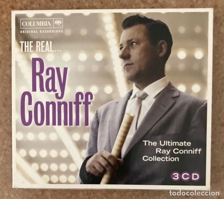 THE REAL RAY CONNIFF - TRIPLE CD (Música - CD's Otros Estilos)