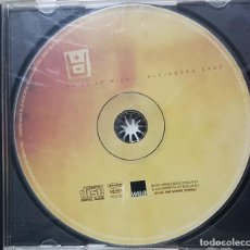 CDs de Música: ALEJANDRO SANZ - NO ES LO MISMO - CD PROMOCIONAL. Lote 278282773