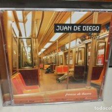 CDs de Música: CD JAZZ : JUAN DE DIEGO - PANZA DE BURRO. Lote 278296098