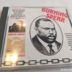 CDs de Música: BURNING SPEAR - MARCUS GARVEY/GARVEY GHOST. Lote 278316233