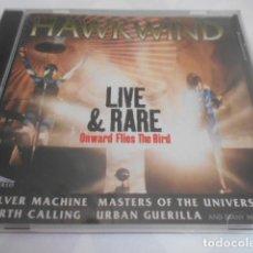 CDs de Música: CD - HAWKWIND - LIVE RARE - 15 CANCIONES - 148. Lote 278333388