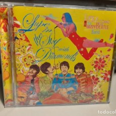 CDs de Música: CD LUPE LAZCANO & THE JAZZY BEATLE BAND : LUPE IN THE SKY WITH DIAMONDS ( BEATLES IN JAZZ ). Lote 278334518