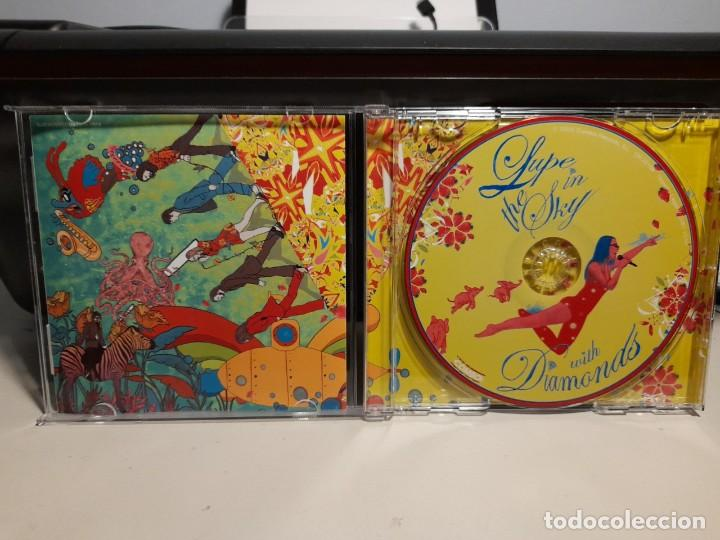 CDs de Música: CD LUPE LAZCANO & THE JAZZY BEATLE BAND : LUPE IN THE SKY WITH DIAMONDS ( BEATLES IN JAZZ ) - Foto 2 - 278334518