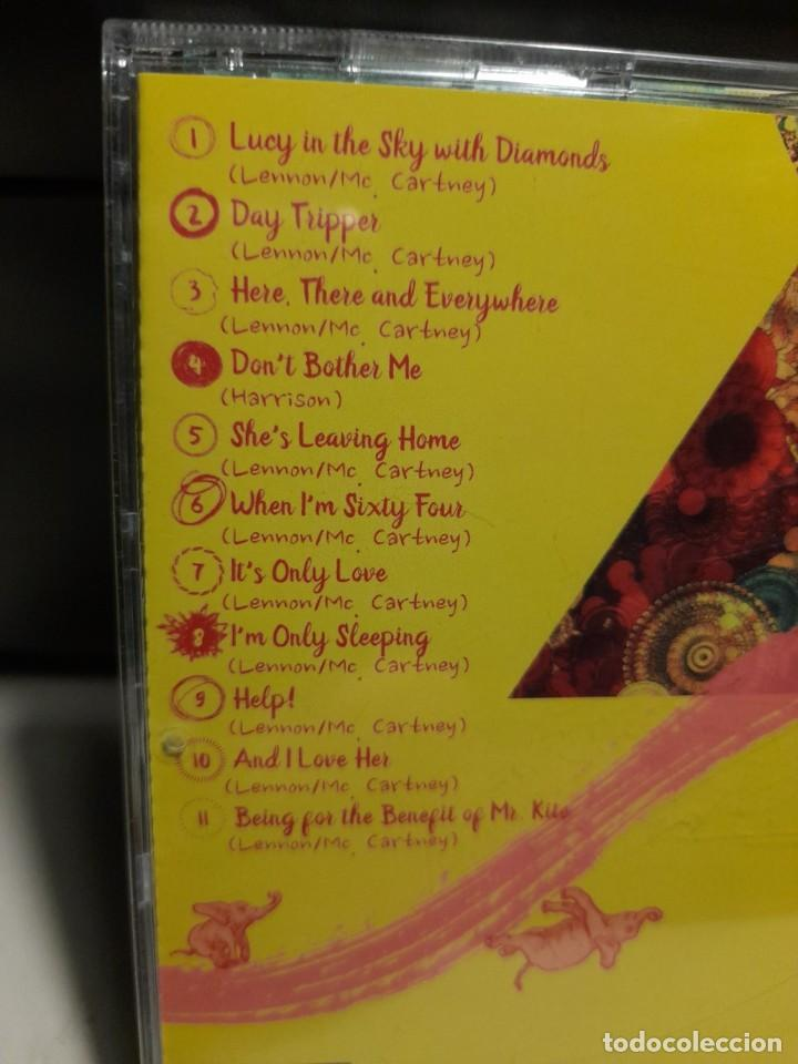 CDs de Música: CD LUPE LAZCANO & THE JAZZY BEATLE BAND : LUPE IN THE SKY WITH DIAMONDS ( BEATLES IN JAZZ ) - Foto 5 - 278334518