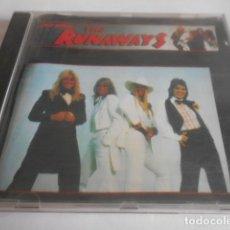 CDs de Música: CD - THE RUNAWAYS - 9 CANCIONES - 163. Lote 278335118