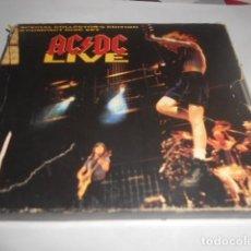 CDs de Música: DOBLE CD - AC/DC - LIVE - 167. Lote 278335933