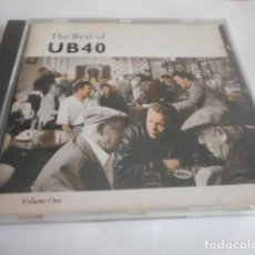 CDs de Música: CD - UB 40 - 18 CANCIONES - 174. Lote 278336658