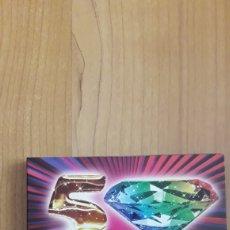 CD de Música: DOBLE CD 50 DISCO DIAMONDS COLLECTION. I LOVE DISCO DIAMONDS COLLECTION. Lote 278367168