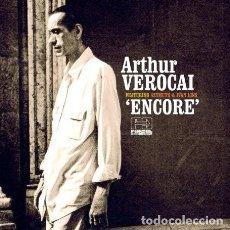 CD di Musica: ARTHUR VEROCAI FEATURING AZYMUTH & IVAN LINS – ENCORE - NUEVO Y PRECINTADO. Lote 278409298