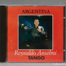 CDs de Música: CD. TANGO. ANSELMI. ARGENTINA. Lote 278415268