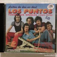 CDs de Música: LOS PUNTOS - DOBLE CD / RAMA LAMA. Lote 278417763