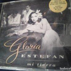 CDs de Música: GLORIA ESTEFAN MI TIERRA. PERFECTO ESTADO. Lote 278417938